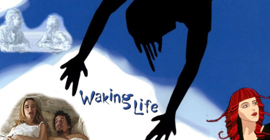 """[VIDEO] Hey, Are You a Dreamer? Then You Should Watch """"Waking Life"""""""