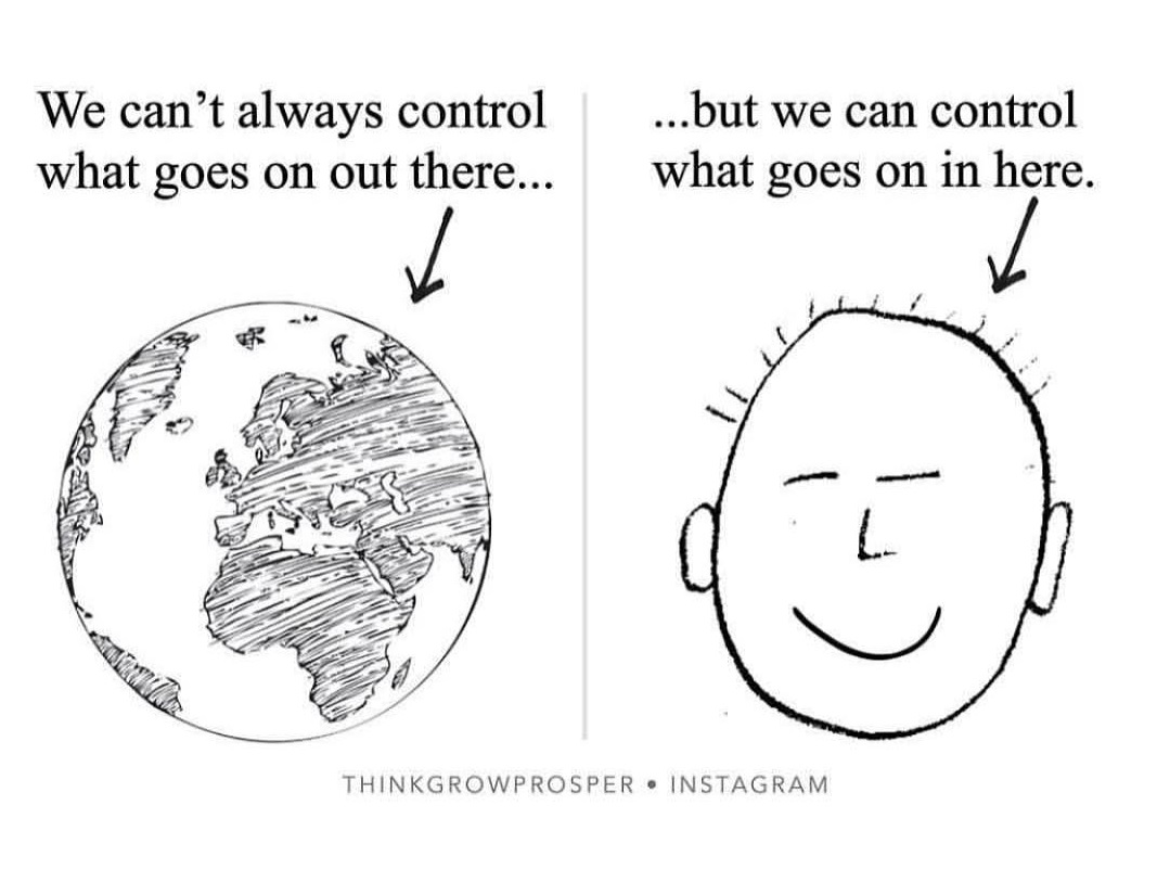 26 Things You Can Control in Life